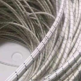 AAA级涤纶绝缘牵引绳1000米电力导线牵引绳