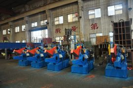鳄鱼剪切机、160吨剪板机 Q08-160