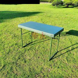 野战会议桌办公桌野战餐桌折叠多功能桌