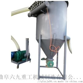 气动增压泵 气力输送系统厂家 六九重工 管式螺旋输