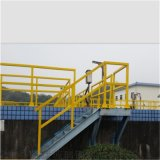 玻璃钢污水护栏厂家 污水处理厂定制栏杆