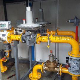 燃氣調壓櫃 區域調壓櫃 直燃式調壓箱 的特點