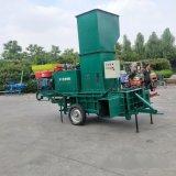 内蒙古青贮饲料压块机 玉米青储打包机生产厂家