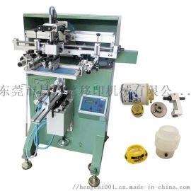 塑料瓶圆面印刷机 半自动曲面丝印机 厂家直销