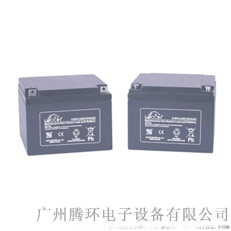 理士DJM12-24S 12V24Ah鉛酸蓄電池