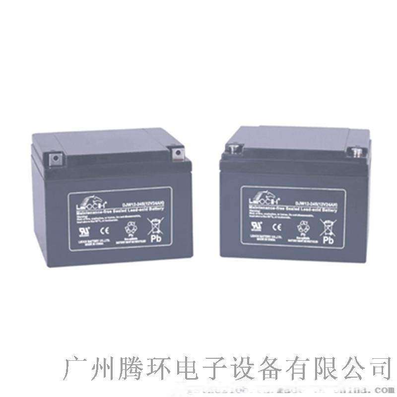 理士DJM12-24S 12V24Ah铅酸蓄电池