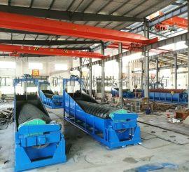 江西赣州螺旋洗砂机供应 沙场大型螺旋式洗砂机现货