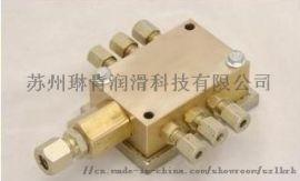德国莱伯斯JS2-8/6 油气分配器