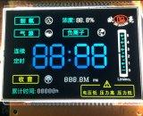 家用制氧机液晶显示屏
