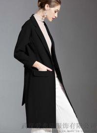 一般服装拿货什么折扣益华彩菲森系双面羊毛羊绒呢