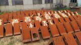 B460NQ耐候钢销售,特厚钢板切割