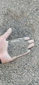 展飞建材0-3mm玄武岩石子邹平玄武岩