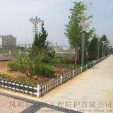 贵州黔西塑钢pvc护栏厂家 室外绿化护栏