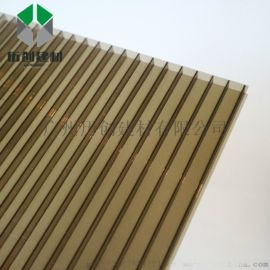 河北雙層陽光板 河北四層陽光板廠家批發選擇量大可定做顏色任選