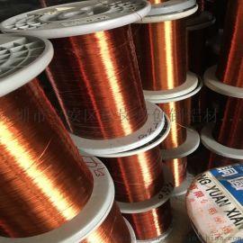 漆包铜线 QZY-2-180度电机漆包线 连接线
