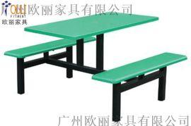 学生课桌椅定制广州欧丽 专业学校家具定做广州欧丽