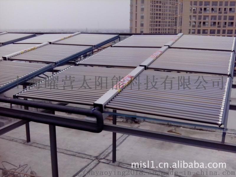 上海酒店太阳能热水工程厂家直销