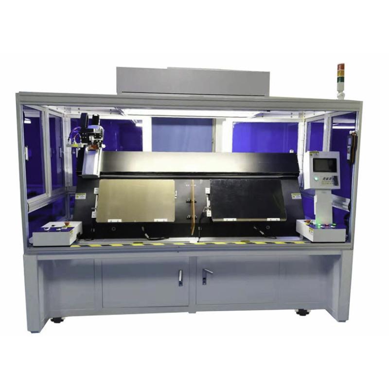 無邊框平板顯示屏側邊塗膠機, 側面精密塗膠機