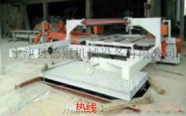 防火板设备生产工艺