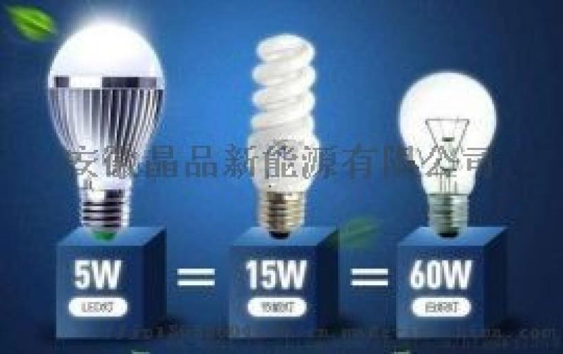 安徽晶品新能源照明led球泡灯