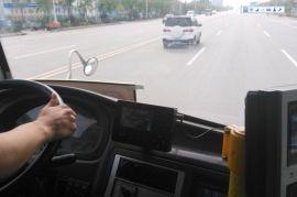 中文车载报站器 多条线路运行状态 车载报站器批发