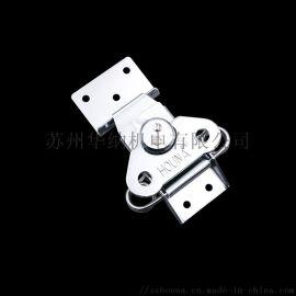 精密仪器运输作业器材军工滚塑箱蝴蝶箱扣锁扣搭扣锁