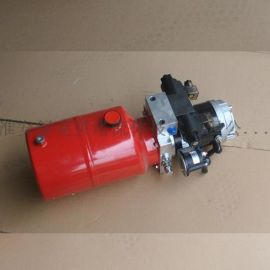 24V1.2KW-3.2-6L-扫雪车液压单元