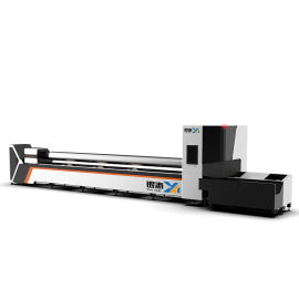 6m-9.2m钢管材专业激光切割机