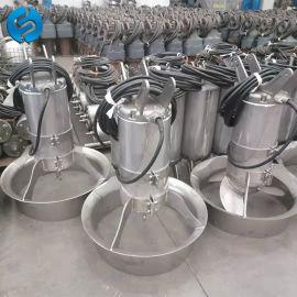 苏州铸件式潜水搅拌机厂家 耐磨耐腐 兰江