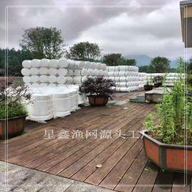 【星鑫鱼网】网箱养鱼设备 养殖网箱 鱼网加工