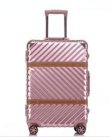方振箱包工厂直销时尚潮流PC铝框拉杆行李箱托运箱