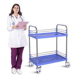 SKR004 塑钢多功能推车 病人推车