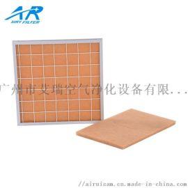 艾瑞环保 合成纤维耐高温过滤器空气过滤器 工厂直供