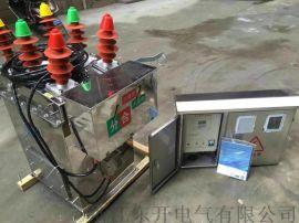 ZW8-12电动户外高压真空断路器