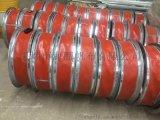 硅膠防火布通風管