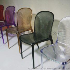 透明PC水晶椅