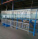 厂家直供 箱变围栏 PVC塑钢护栏 变压器护栏 PVC变电站电力护栏