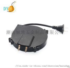1.8米伸缩电源线盘小家电卷线盘DYH-1807