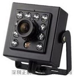 1080P倒车影像双摄像头,高清CCD双镜头倒车后视