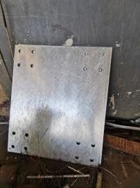苏州专业加工接触网预埋鋼板接触网预埋件大全