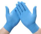 藍色丁腈手套
