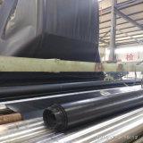 四川工業垃圾填埋場1.0mm單糙面HDPE膜