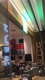 餐厅木纹长城板  中餐厅幕墙装饰凹凸长城板