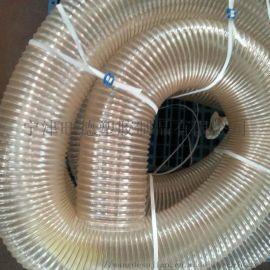 三门A食品级pu材质钢丝管供应