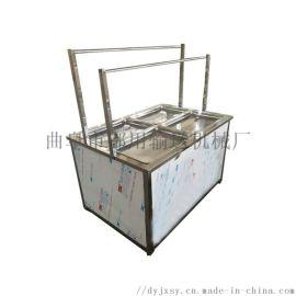 电动磨浆机 大豆蛋白肉机器 六九重工 豆腐皮生产设