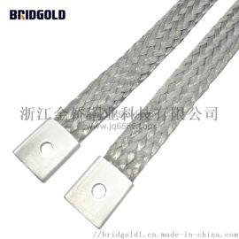 铜编织线软连接厂家   多种平方铜编织带软连接