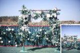 黑龍江原美酒店宴會設計、仿真花、婚禮堂改造、軟裝