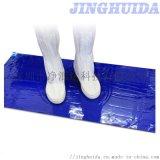 藍色粘塵墊腳踏墊膠墊塵室無塵地墊60*90CM