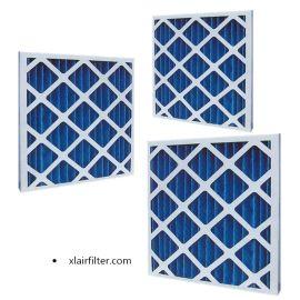 工业设备净化组件,折叠式纸框G3初效空气过滤器工厂