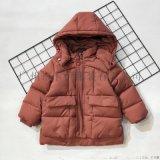 时尚保暖品牌童装乐果果棉服